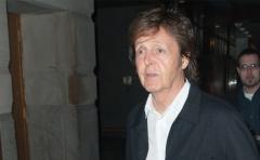 McCartney: el Beatle que se mezcla entre la gente