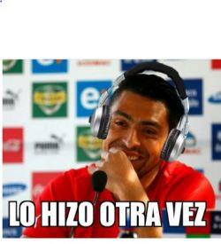 Los memes del error del himno en Uruguay-México