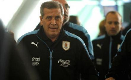 """Óscar Tabárez: """"Perder no es ningún drama"""""""