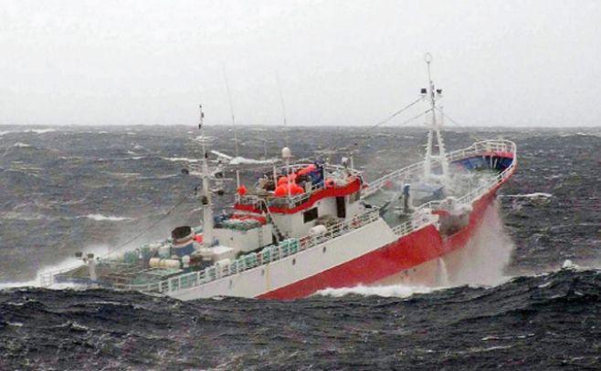 Uruguay firma tratado mundial contra la pesca ilegal