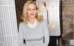J.K. Rowling y un pedido a los fans de Harry Potter