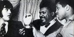 El uruguayo que peleó contra Muhammad Ali