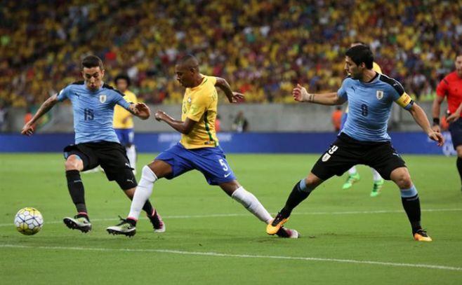 La próxima Copa América se disputará en Brasil