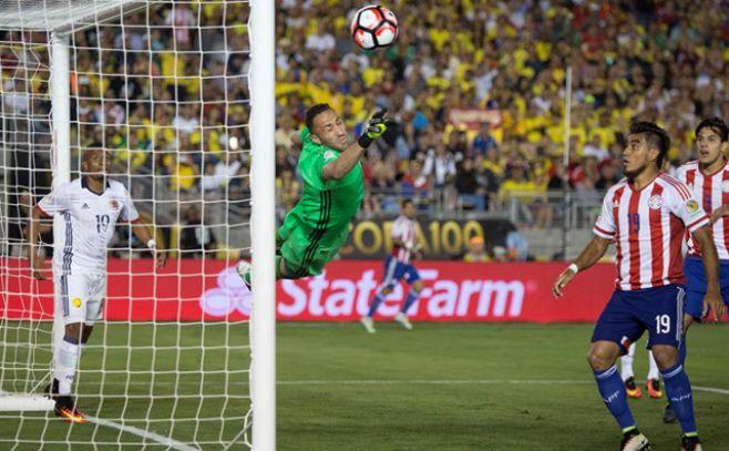 Colombia ganó y clasificó; EEUU goleó a Costa Rica