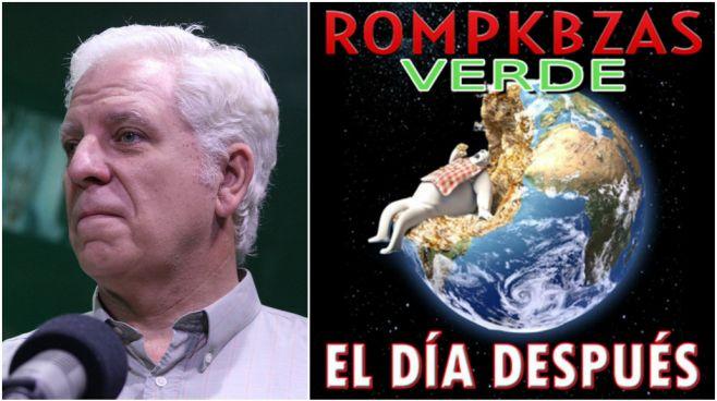 Eduardo Gudynas / afiche .