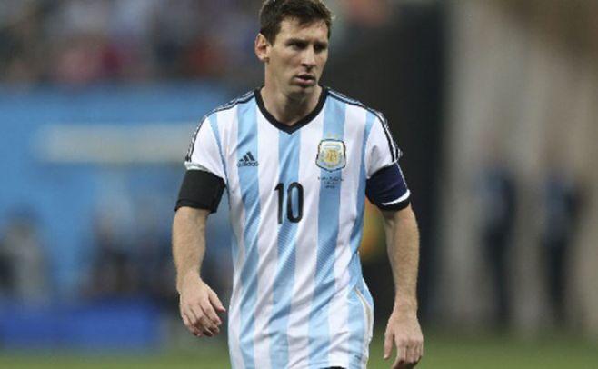 Messi debutará este viernes en la Copa América