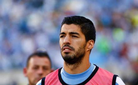 """Suárez: """"Me gustaría que gane Argentina por Messi y Masche"""""""
