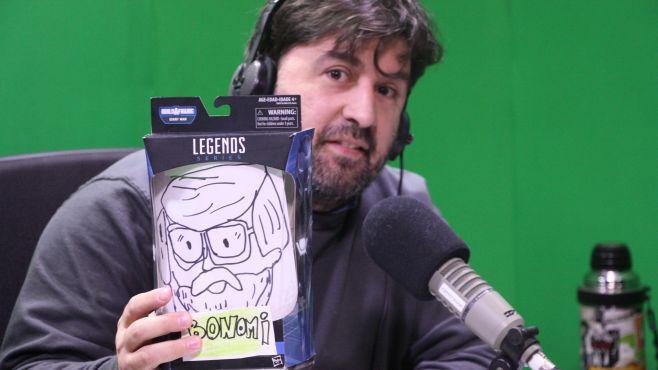 """El nuevo super héroe de los uruguayos: """"El bonomi inflable"""""""
