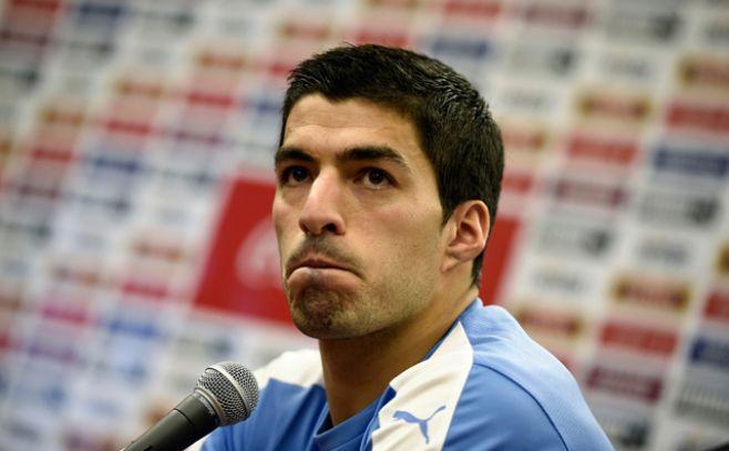 """Suárez: """"El triunfo nos reforzará en las eliminatorias"""""""