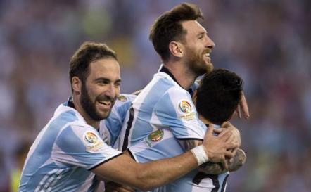 EEUU - Argentina, la primera semifinal