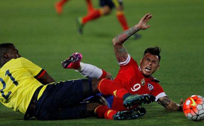 Chile - Colombia definen el segundo finalista