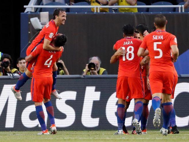 Chile llega a su segunda final consecutiva