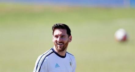 """Messi: """"Nos merecemos ganar esta Copa"""""""