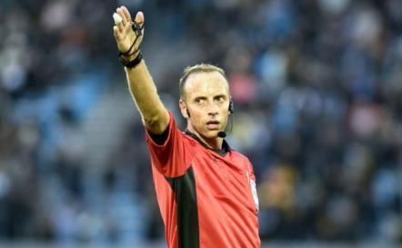 Fedorczuk arbitrará el partido por el tercer puesto