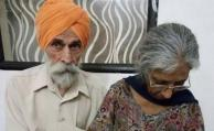 Mujer india dio a luz por primera vez a los 70 años