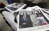 Petición para segundo referéndum supera 1,5 millones de firmas