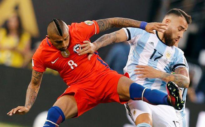 """Vidal: """"Nos hemos ganado un lugar"""" en la historia"""