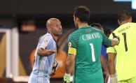 Mascherano pierde la cuarta final en una Copa América