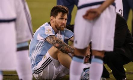 El maleficio de Messi continúa