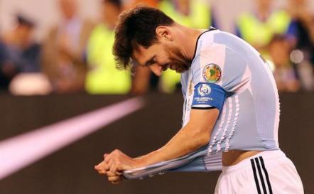 """Lionel Messi: """"La selección ya se terminó para mí"""""""