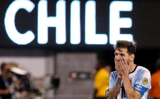 Argentina no hizo goles en últimas cuatro finales jugadas