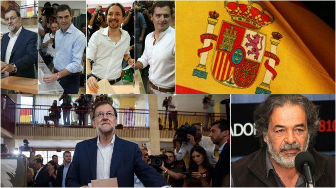 Elecciones España.