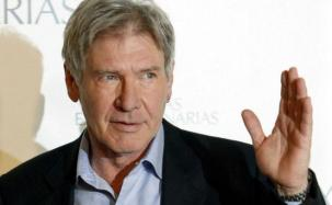 Harrison Ford, irreconocible en su escapada a España