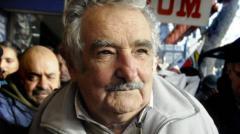 """Mujica fue nombrado como un """"político mundial único"""""""