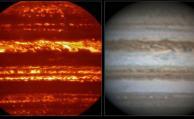 Júpiter como nunca antes lo habías visto