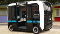 Olli, el primer vehículo autónomo impreso en 3D