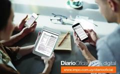 Diario Oficial, el primero de América completamente digital