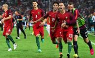 Portugal, semifinalista tras vencer por penales a Polonia