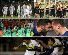 Libertadores, Eurocopa y los pases del fútbol local
