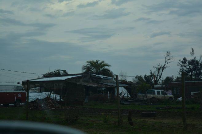 A noventa d�as del tornado. Conti Calleri