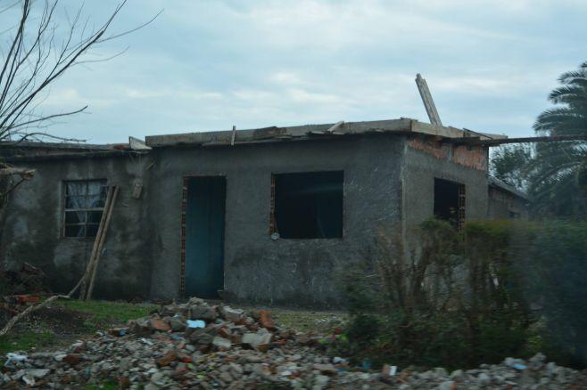 A noventa d�as del tornado. ©Conti Calleri