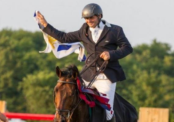Néstor Nielsen rumbo a Rio