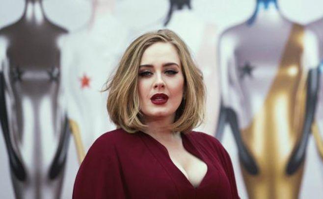 Adele desea escribir un libro