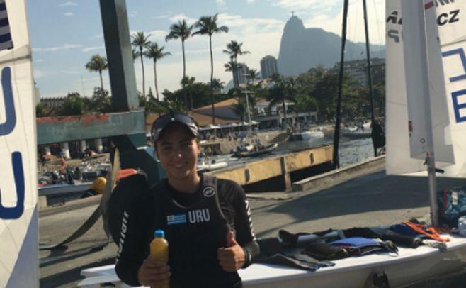 """Lola: """"Estoy feliz de poder hacer historia por Uruguay"""""""