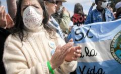 Grupo ambientalista uruguayo se suma a protesta de Gualeguaychú