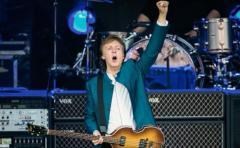 """""""Live and Let Die"""" de Paul McCartney en 360°"""