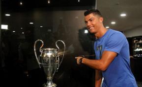 Cristiano Ronaldo descartado de la Supercopa