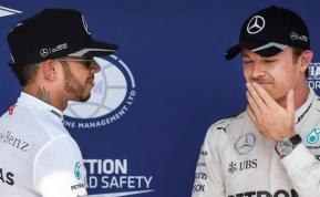 Rosberg largará en la pole en Hungría