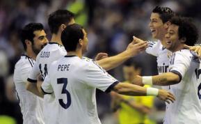 Real Madrid aumenta la carga de trabajo físico