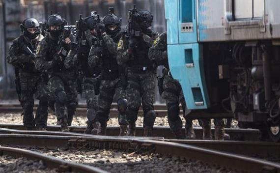 Fuerzas Armadas comienzan a patrullar las calles de Río