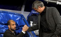 Mourinho devolverá el saludo a Guardiola