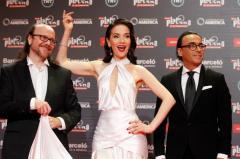 Premios Platino: los looks de la alfombra roja