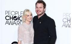 Chris Pratt aprovecha el tiempo con su familia
