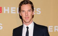 Cumberbatch emocionado por el cariño de sus fans
