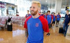 AFA evitará preguntarle a Messi por el nuevo DT