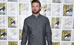 Justin Timberlake fue abofeteado en un torneo de golf